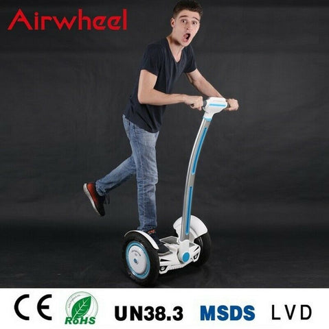 Airwheel s3 Great alternative to Segway!
