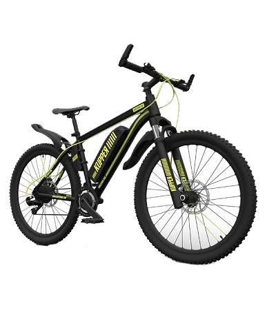 Kupper E-bike, great mountain bike electric option.