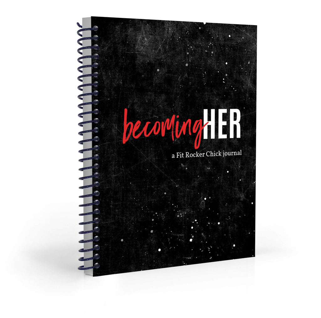 Becoming Her Journal