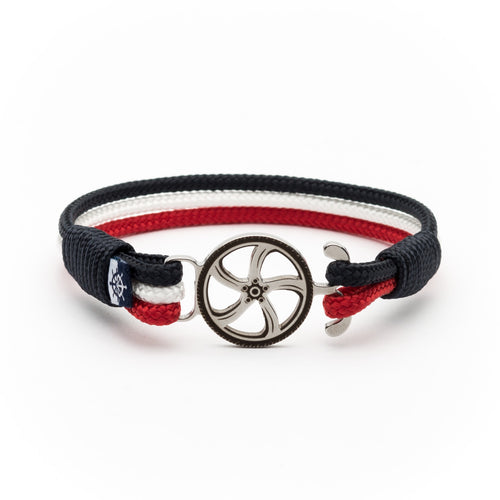Luigi - Nautical Rope Motorsport Bracelet