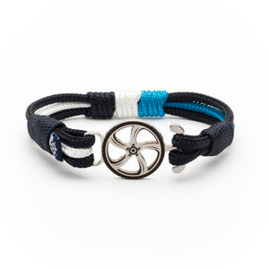 Tommy - Nautical Rope Motorsport Bracelet