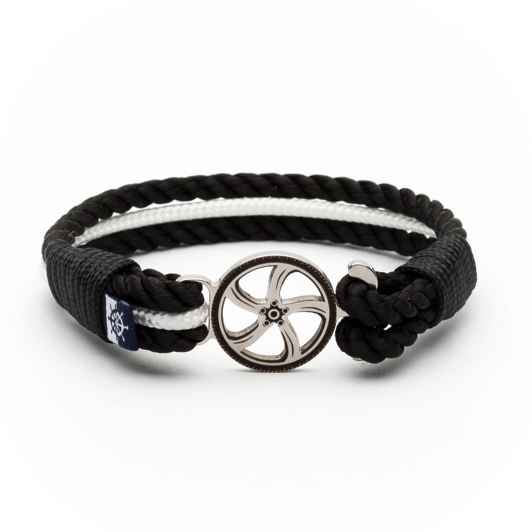 Rosberg - Nautical Rope Motorsport Bracelet