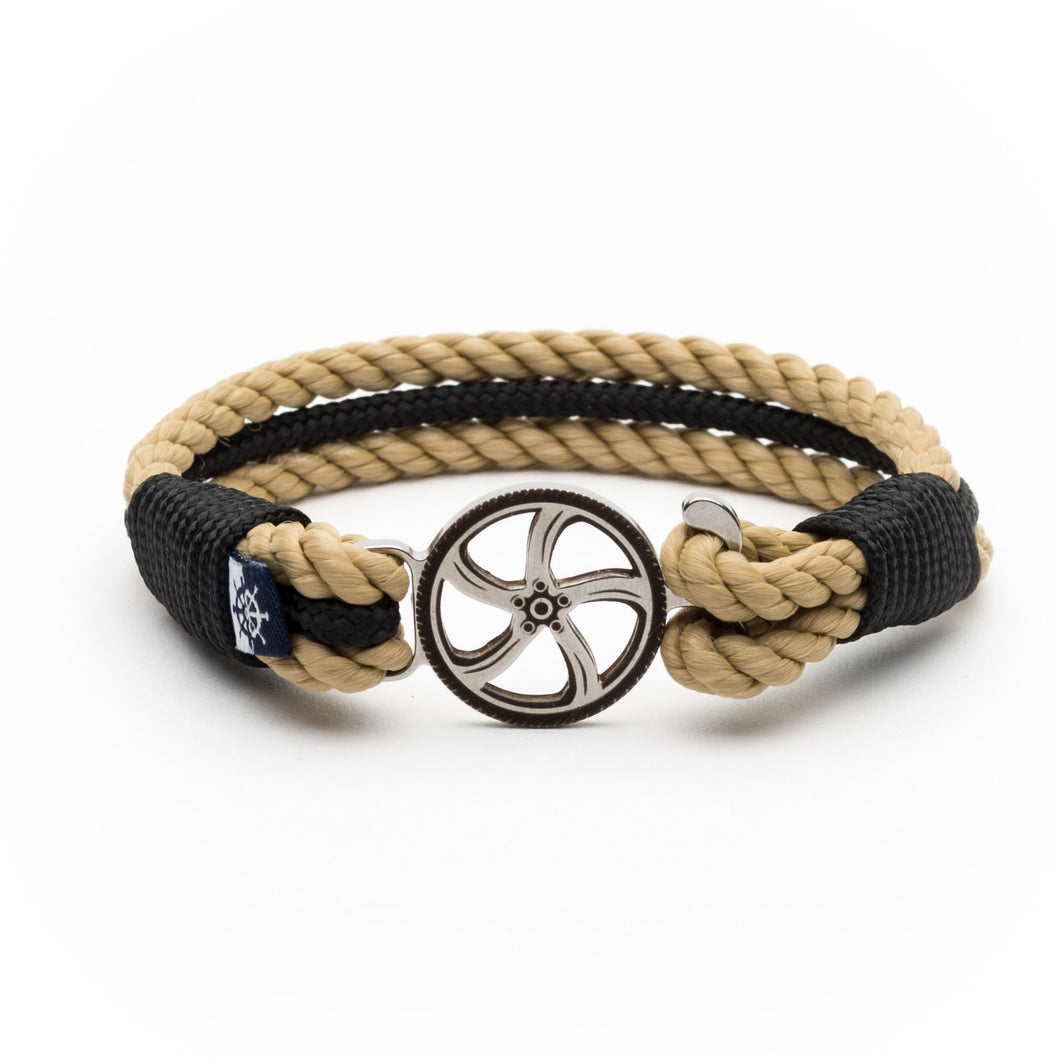 McRae - Nautical Rope Motorsport Bracelet