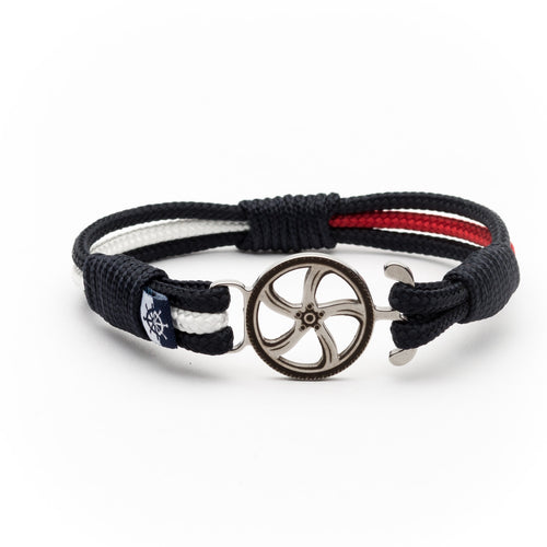 Nascar - Nautical Rope Motorsport Bracelet