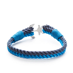 Pino Nautical Marine Rope Anchor Bracelets