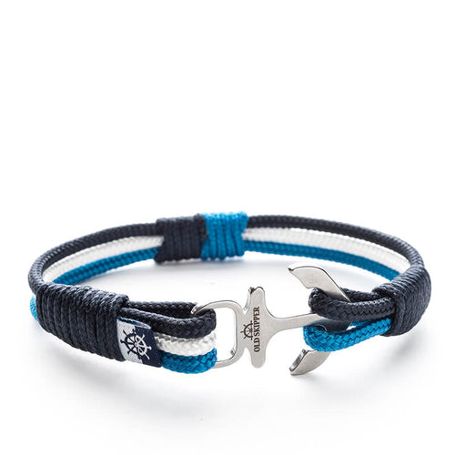 Vespucci - Nautical Rope Anchor Bracelet