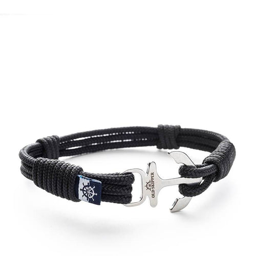 Decatur Nautical Marine Rope Anchor Boat Bracelet