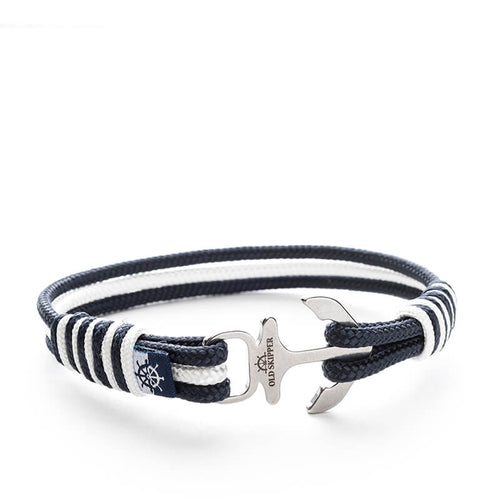 Vega Nautical Marine Rope Anchor Boat Bracelet