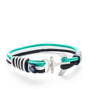 Munro Nautical Marine Rope Anchor Bracelets