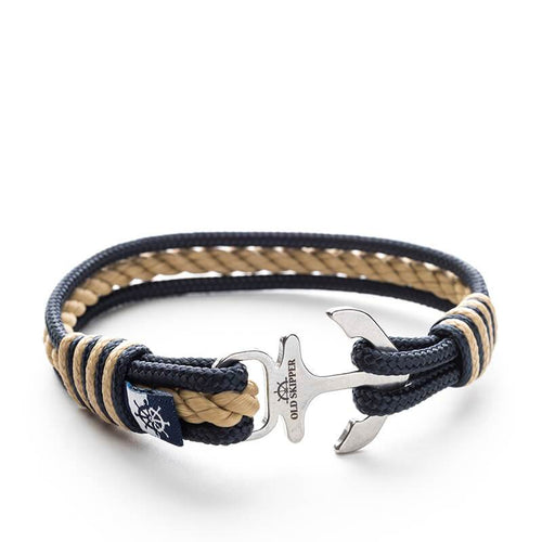 Barbarossa - Nautical Boat Marine Rope Anchor Bracelet