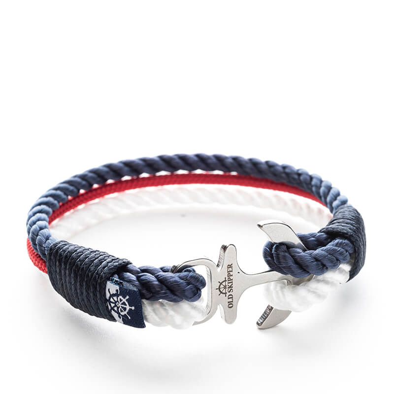 Seminario - Nautical Rope Anchor Bracelet