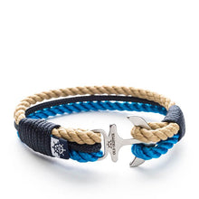 Alwilda - Nautical Boat Marine Rope Anchor Bracelet