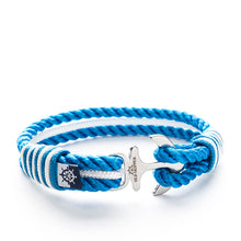 Huxley Nautical Marine Rope Anchor Bracelets