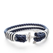 Eldo Nautical Marine Rope Anchor Boat Bracelet