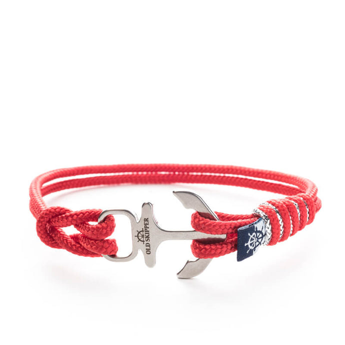Aurora - Nautical Boat Marine Rope Anchor Bracelet