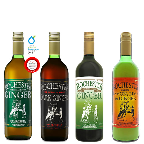 Rochester Ginger drinks