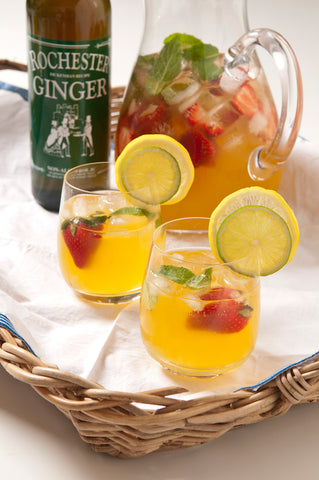 Refreshing Quencher that Packs a Punch