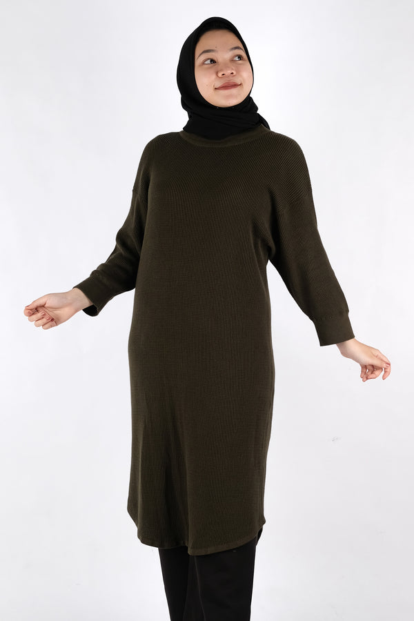 Agatha Tunic Brown
