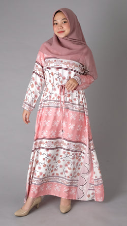 Ghassani Homey Dress Pink