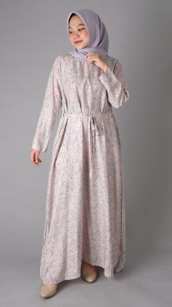 Ghaida Homey Dress Soft Pink