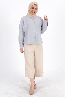 Abilyn Shirt Dusty Blue