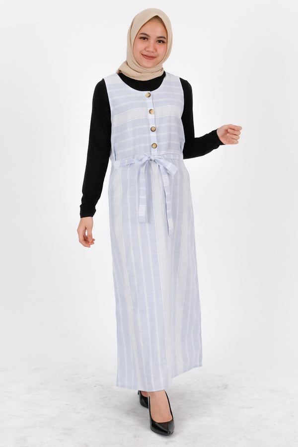 Charlotte Overall Light Blue
