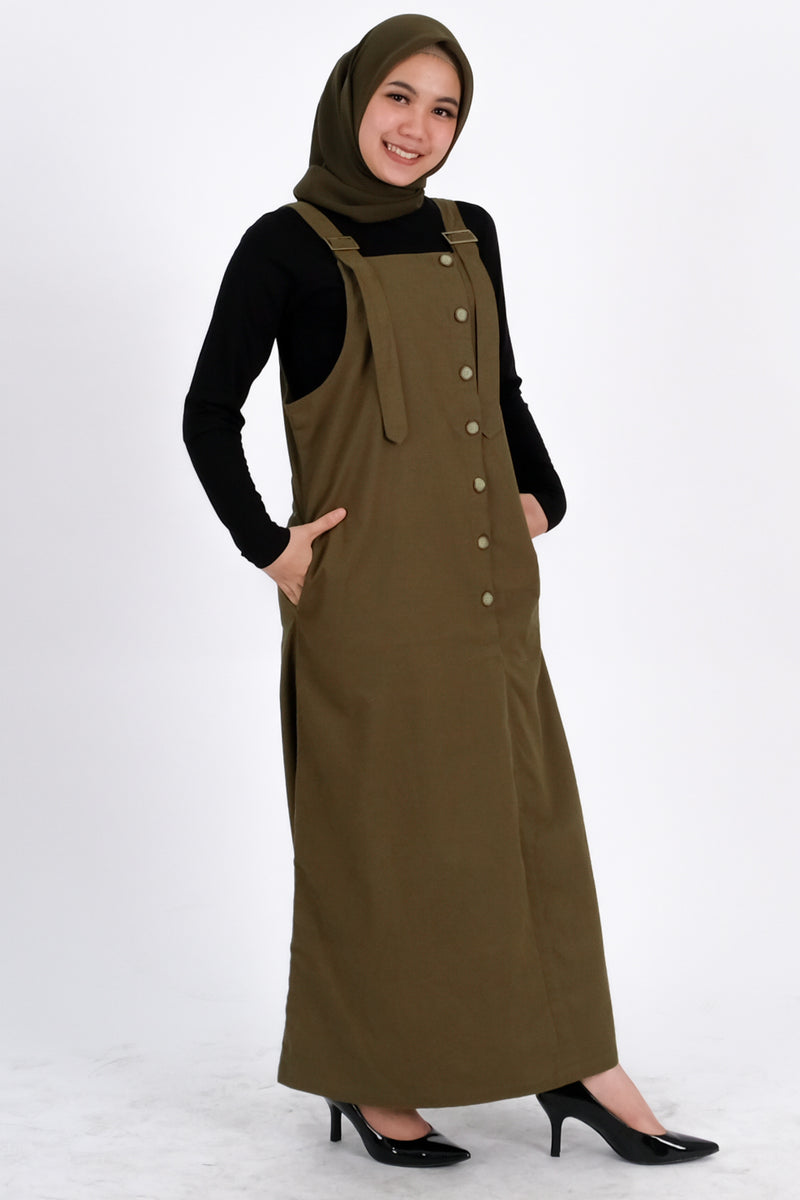 Calista Overall Army