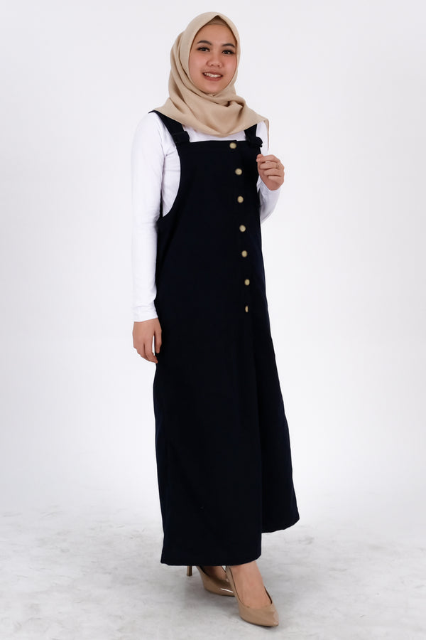 Calista Overall Navy