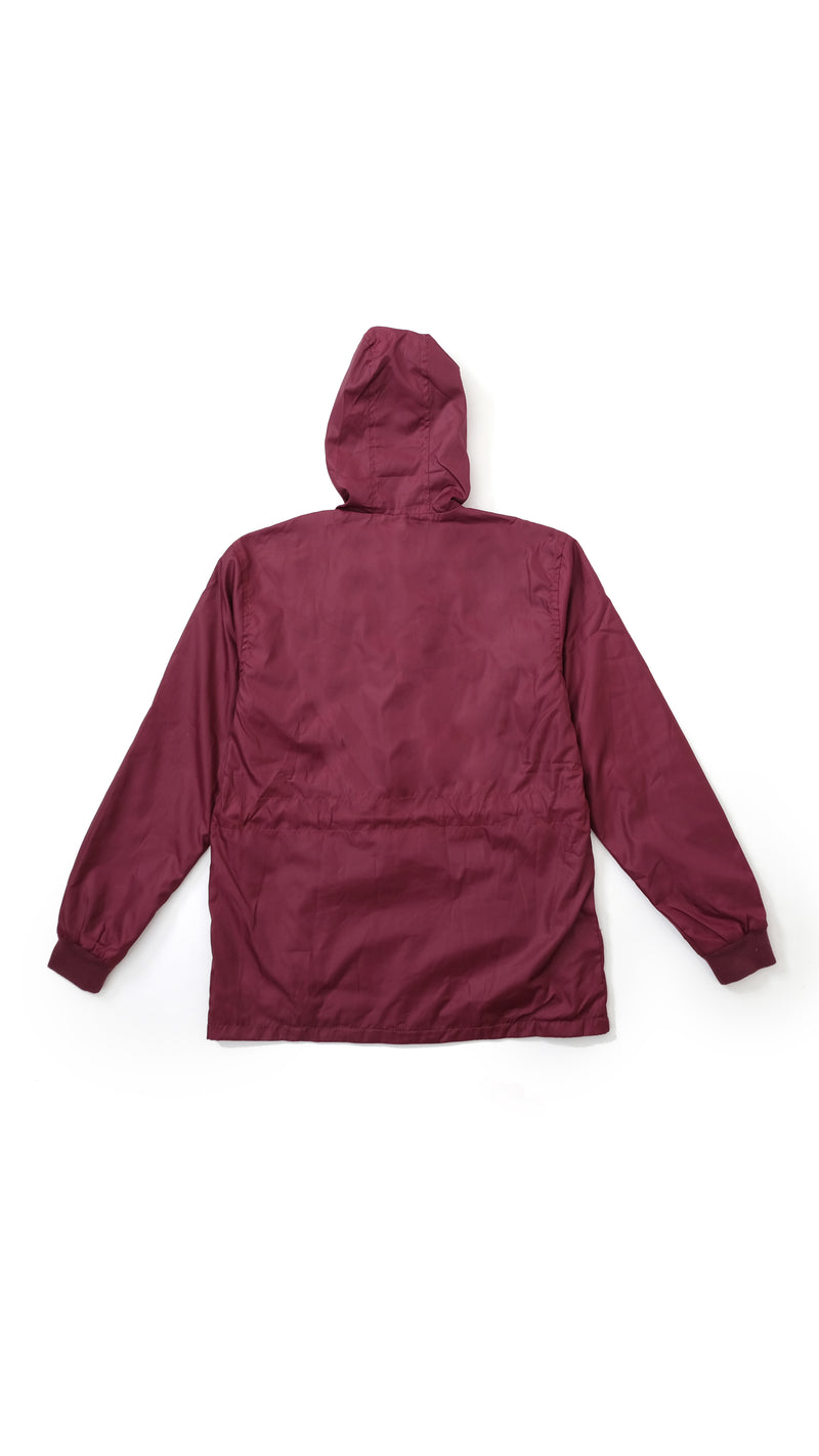Morena Jacket Maroon - Classic Version
