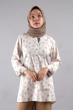 Amalia Tunic Cream
