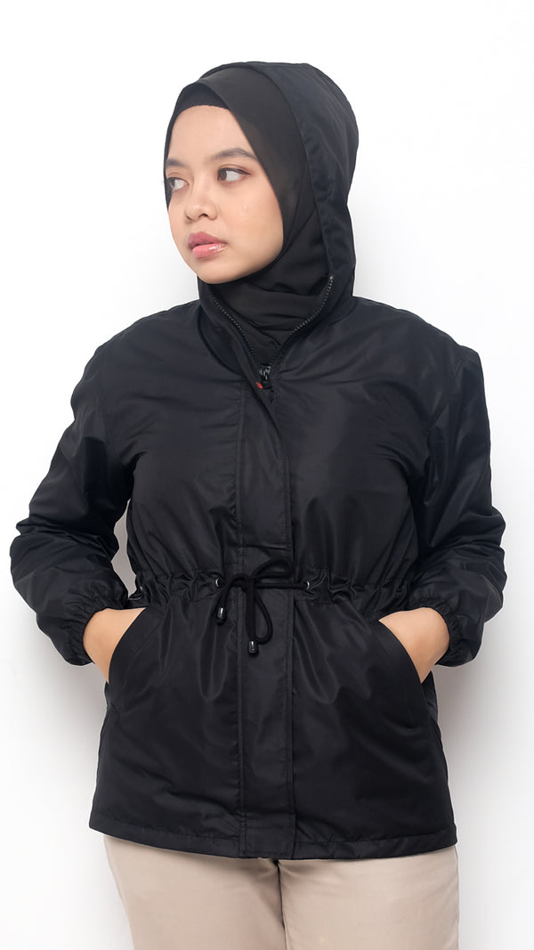 Morena Jacket Black - Classic Version