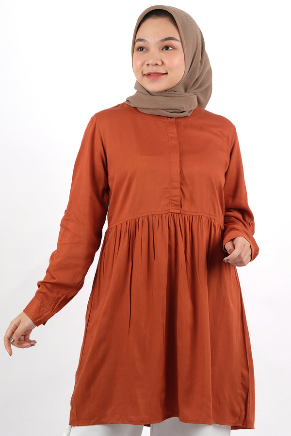 Karen Tunic Terracota