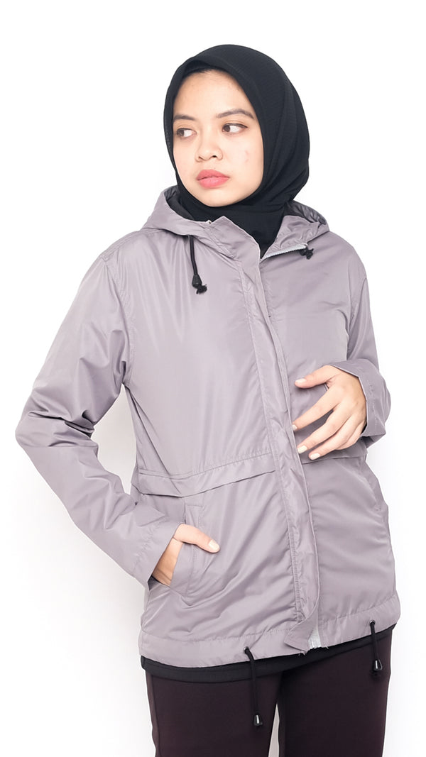 Morena Jacket Silver - New Version