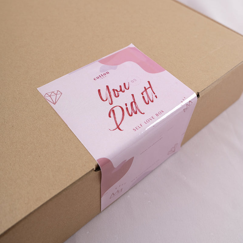 Self Love Box - You Did It [Limited Edition]