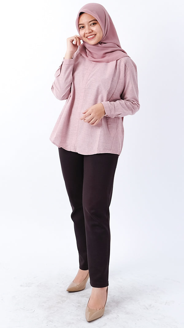 Daisy Blouse Pink