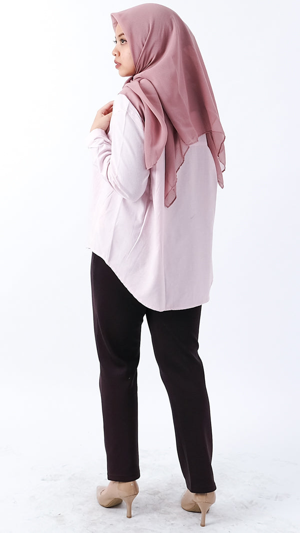Daisy Blouse Light Pink