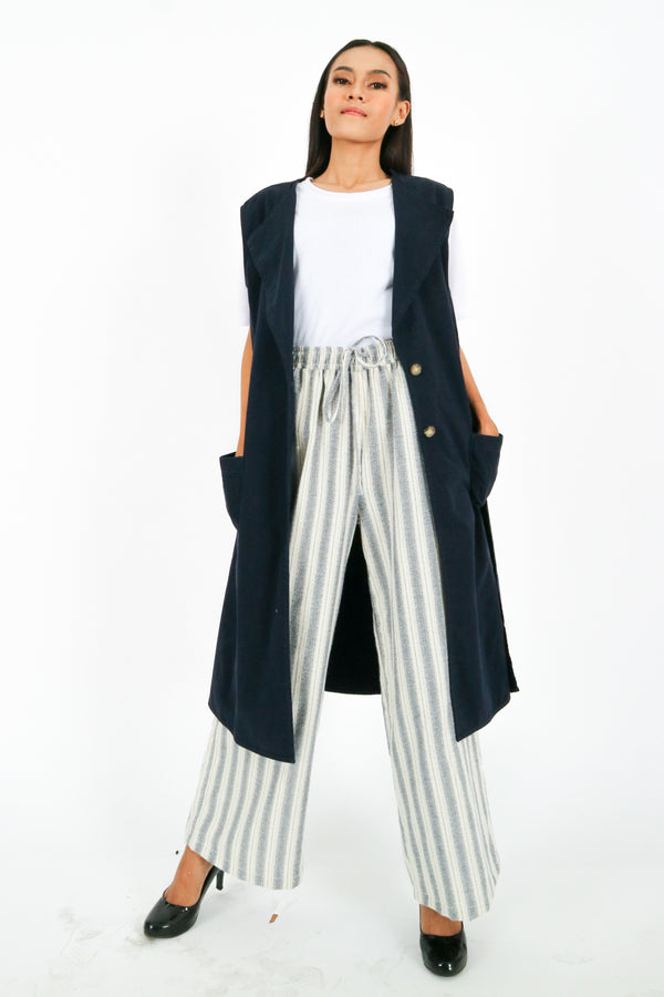 Ivana Outer Navy