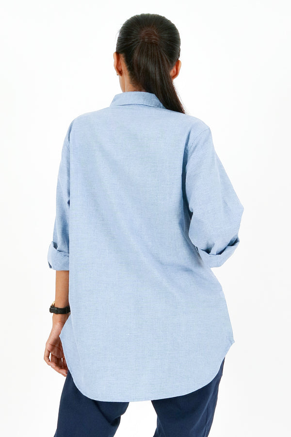 Briel Shirt Blue