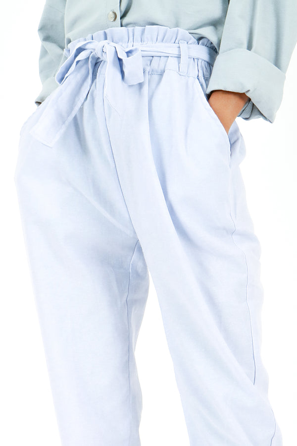 Kanaya Regular Pants Light Blue