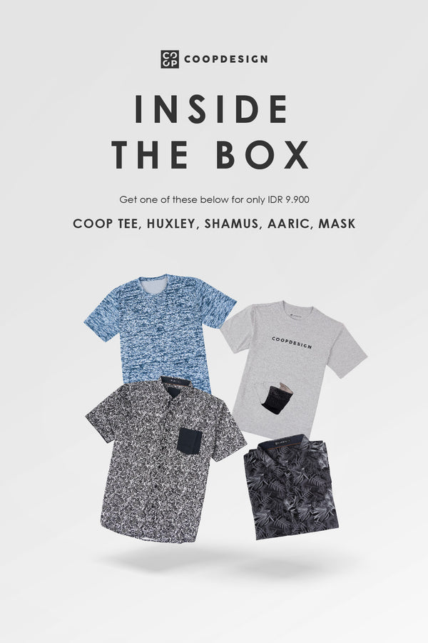 Coop Design Mystery Box Special 9.9 Sale