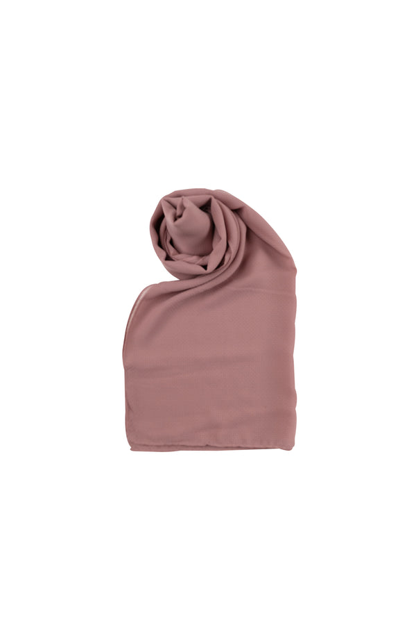 Shafa Hijab Dusty Purple - Shafa Series