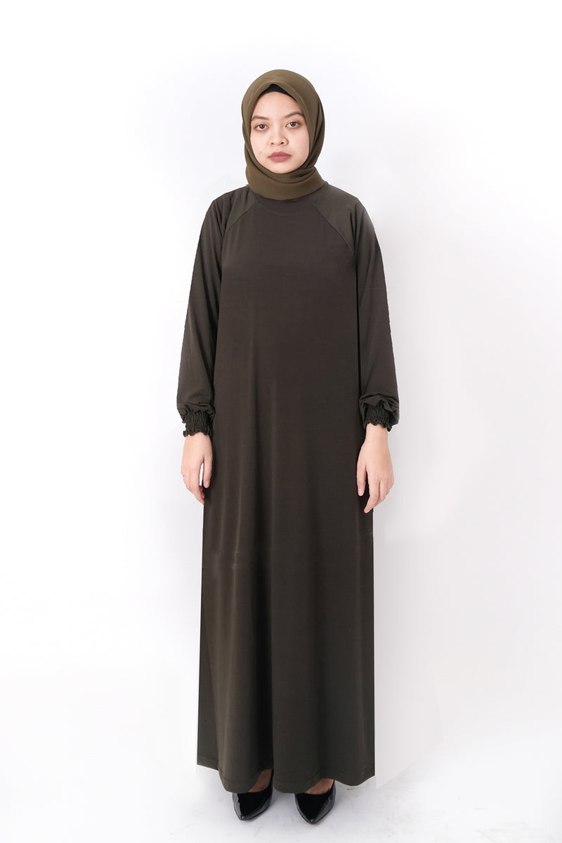 Nolla Dress Manset Army