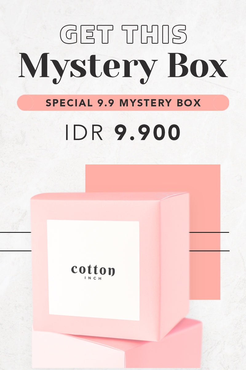 Mystery Box Special 9.9 Sale
