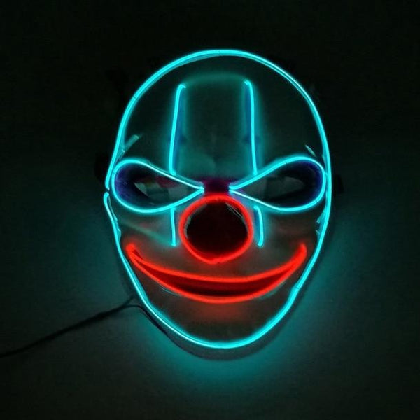 Clown Mask LED