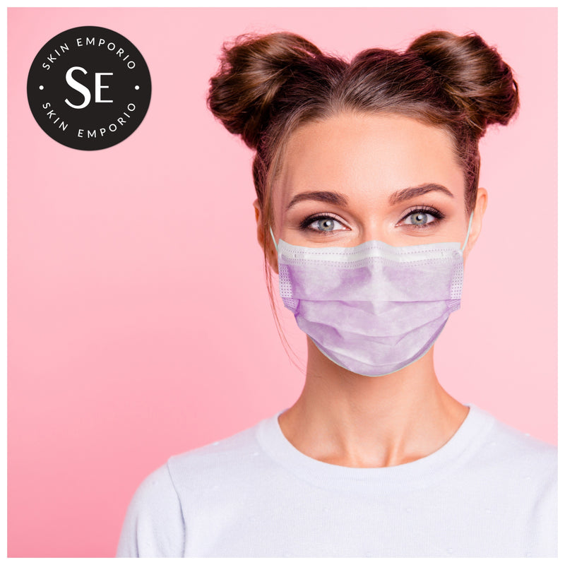Are face masks and facial coverings causing havoc for your skin?