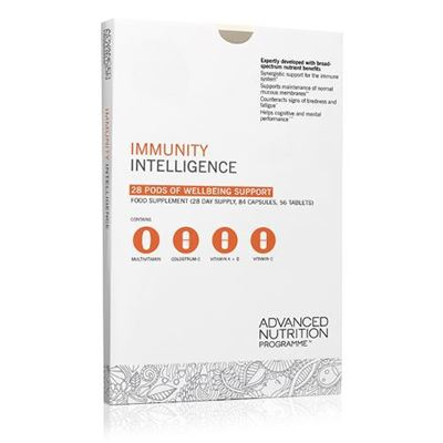 Advanced Nutrition Programme Immunity Intelligence Support Pack