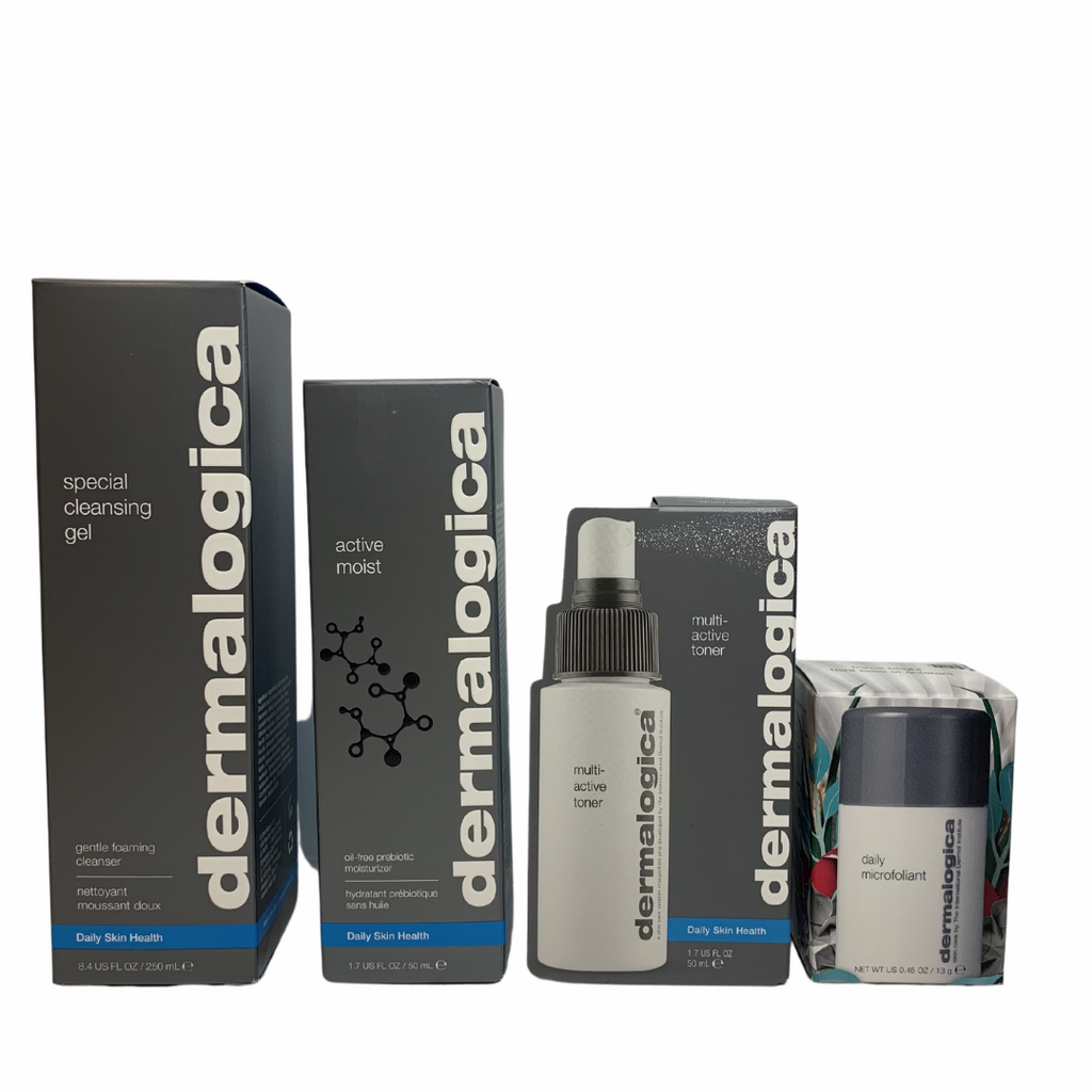 The Exclusive Friday Launch- Dermalogica Bundle