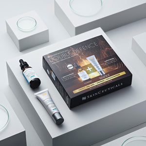 SkinCeuticals CE Ferulic Double Defence Kit for Dry & Ageing Skin (Free SPF save €39)