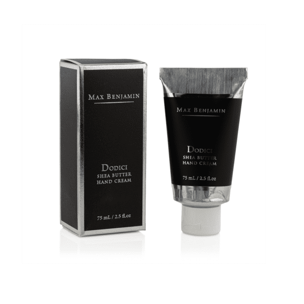 MAX BENJAMIN DODICI LUXURY HAND CREAM