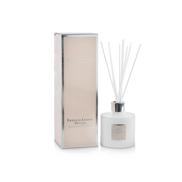 MAX BENJAMIN FRENCH LINEN WATER LUXURY DIFFUSER